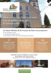 Institut St-François de Sales, Châtel-St-Denis / FR
