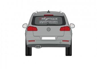 proptique.ch - Autocollants voitures - Vuadens / FR