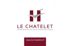 Home Le Châtelet, Attalens, recto / FR