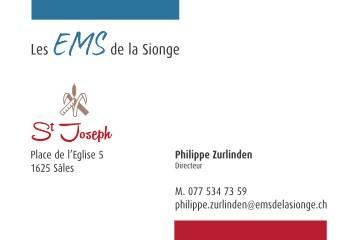 EMS de la Sionge, foyer St-Joseph, Sâles / FR