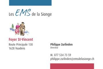 EMS de la Sionge, foyer St-Vincent, Vuadens / FR