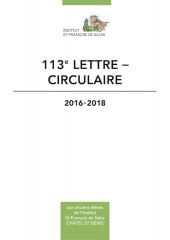 Libretto Institut St-François de Sales (48 pages)